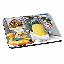Personalised Photo Minions 5mm Thick Rectangle Mouse Mat/Pad