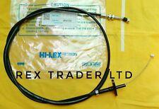 Accelator Cable for Landcruiser 40 Series BJ40, BJ42,  FJ45, FJ40, HJ47. 1972-84