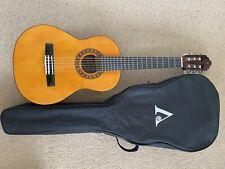 More details for valencia classical guitar cg160 1/2