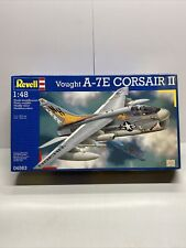 Revell VOUGHT A-7E CORSAIR II 1/48 Scale Plastic Model Kit (NIOB)