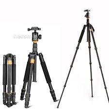 Q999S Tripod Monopod + BallHead for Canon Nikon Sony Olympus Pentax DSLR Camera