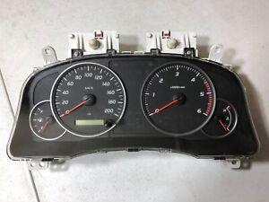 2004-2009 Toyota Land Cruiser Prado J120 MT Diesel Instrument Cluster Speedo KM