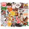 50Pcs/Lot Cute Cartoon Stickers For Laptop Motorcycle Skateboard Luggage Decals