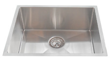 NEW 550mm Undermount Kitchen Sink