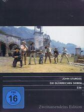 DVD NEU/OVP - Die glorreichen Sieben (John Sturges) - Yul Brynner
