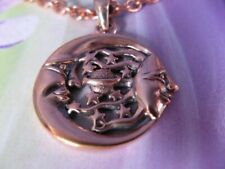 Copper Pendant and Chain Set CTP3137