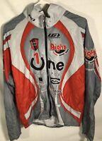 Louis Garneau Mens Cycling Jacket Size Large