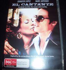 El Cantante (Jennifer Lopez Marc Anthony)(Australia Region 4) DVD - Like New
