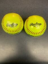 Rawlings Softball Recreational Practice 11� Yellow Ywcs11 Ekb06 Official League