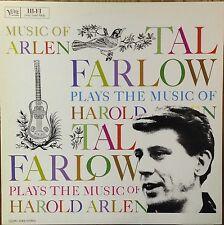 Tal Farlow-Plays The Music Of Harold Arlen-Verve 2589-JAPAN
