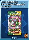 50 Pokemon Evolving Skies TCG ONLINE CODE Booster Packs Delivered In Game