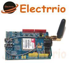 EL0606 SIM900 Shield Cuatribanda Arduino GPRS GSM SIM-900 Movil Modulo