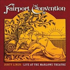 Fairport Convention Dirty Linen Live Marlowe Theater Canterbury Folk Rock CD