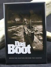 """Das Boot """"The Boat""""  Movie Poster 2"""" x 3"""" Fridge Magnet. Classic WWII Movie!"""