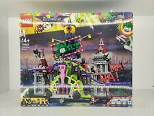 Lego Batman Movie Joker Manor 70922