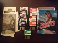 Tony LaRussa's Baseball II PC Game with Stadium and MLBPA Expansion Discs