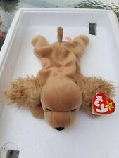 Ty Beanie Baby Spunky The Cocker Spaniel 1997 #Rare# Swing Tag & Tush Tag Errors