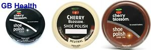 Cherry Blossom 50ml Shoe Polish -Traditional-Shines All Footwear- All Colours