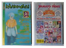 Man-ga! 4, Voci e anime dal Sol Levante, Yamato Video, rivista Planet Manga