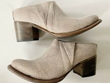 Freebird By Steven Shae Size 7 Ankle Booties