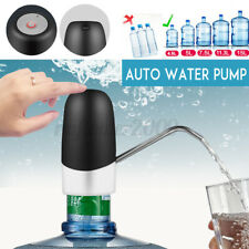 USB Electric Automatic Water Pump Dispenser Portable Auto Drinking Bottle