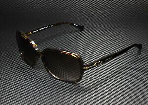 COACH HC8116 500113 Dark Tortoise Brown Gradient 56 mm Women's Sunglasses