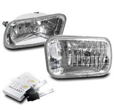 2009+ DODGE RAM 1500/2010+ 2500/3500 PICKUP CHROME BUMPER FOG LIGHTS W/6000K HID