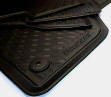 VW Passat B8 3G original floor rubber mats front + rear 3G1061500A 82V