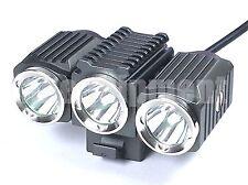 TrustFire TR-D012 3x Cree XM-L2 U2 4-Mode 1200LM Cool White LED Bike Headlight