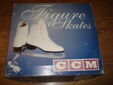 Figure Ice Skates Ccm Women's, Size 10