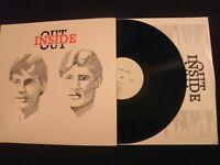 Inside Out - Inside Out - 1986 Vinyl 12'' Lp./ Christian Prog Pop Rock