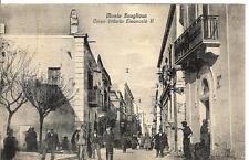 MONTESCAGLIOSO  -  Corso Vittorio Emanuele II