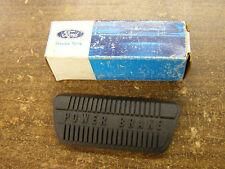 NOS OEM Ford 1965 1966 1967 Mustang Power Brake Pedal Pad