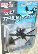 2007 MAISTO TAILWINDS US ARMY UH-60A BLACKHAWK ATTACK Helicopter Diecast China