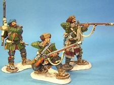 JOHN JENKINS DESIGNS BATTLE ON SNOWSHOES SRR01 ROGERS RANGERS SKIRMISHING MIB