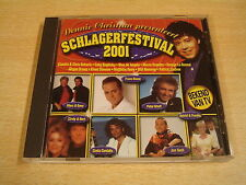 CD / DENNIE CHRISTIAN PRESENTEERT SCHLAGERFESTIVAL 2001