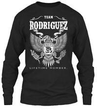 Rodriguez View More Names Here - Team Lifetime Gildan Long Sleeve Tee T-Shirt