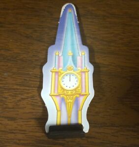 2005 DISNEY PRETTY PRINCESS CINDERELLA CLOCK TOWER PAWN STAND REPLACEMENT PARTS