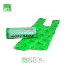 Beaming Baby Bio-dégradable Nappy sacs parfum-Free Roll 60