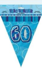AGE 60 - Happy 60th Birthday Party Decorations
