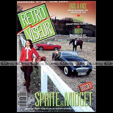 RETROVISEUR N°22 SPRITE & MIDGET CAB CHECKER A11 MOTOBECANE 500 ROCHET-SCHNEIDER