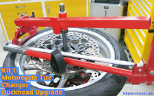 Unlimited Duckhead Upgrade For Harbor Freight Motorcycle Manual Tire Changer