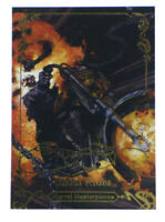 2018 Upper Deck Marvel Masterpieces Ghost Rider Gold Signature Card #54 Bianchi