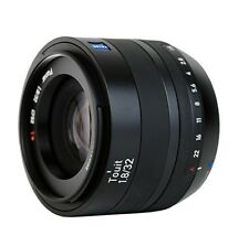 ZEISS Touit 32mm f/1.8 Aspherical AF MF Lens For Fujifilm  X Series Cameras