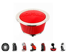 雀巢膠囊咖啡機專用: Loops 環保膠囊 Reusable pod for Nescafe Dolce Gusto   Delonghi   KRUPS (單顆組 )