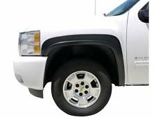 FENDER FLARES 07-13 CREW CAB CHEVY SILVERADO SHORT BED 5.8""