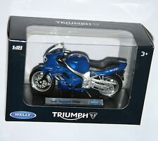 Welly - 2002 TRIUMPH TT600 - Motorbike Model Scale 1:18
