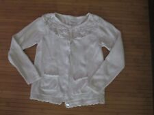 Gilet blanc,ML,Taille 5ans,marque Influx,en TBE