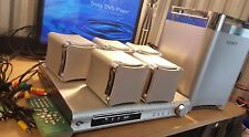 Sony DAV-S550 DVD Cinema / Theatre 5.1 Compact Digital Dolby Sound AV System RDS