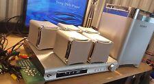 Sony DAV-S550 DVD CINEMA/THEATRE 5.1 compact numérique Dolby Sound AV Système RDS